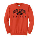 crew-sweatshirt-orange_North-Olmsted-Eagles-(Black)