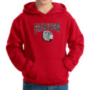 hoodie-youth-red_Fairview-Chief-(Black-&-White)